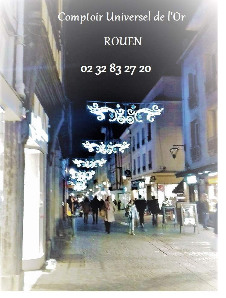 Achat or et argent Rouen