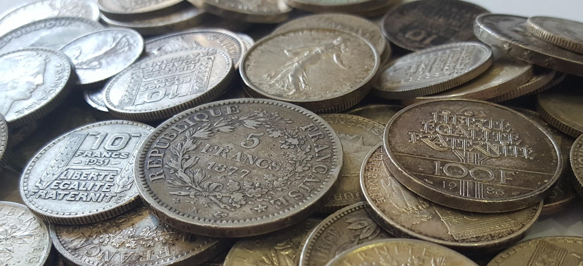 Rachat d'argent: Pièces Bijoux Ménagères 69400 71000 71100