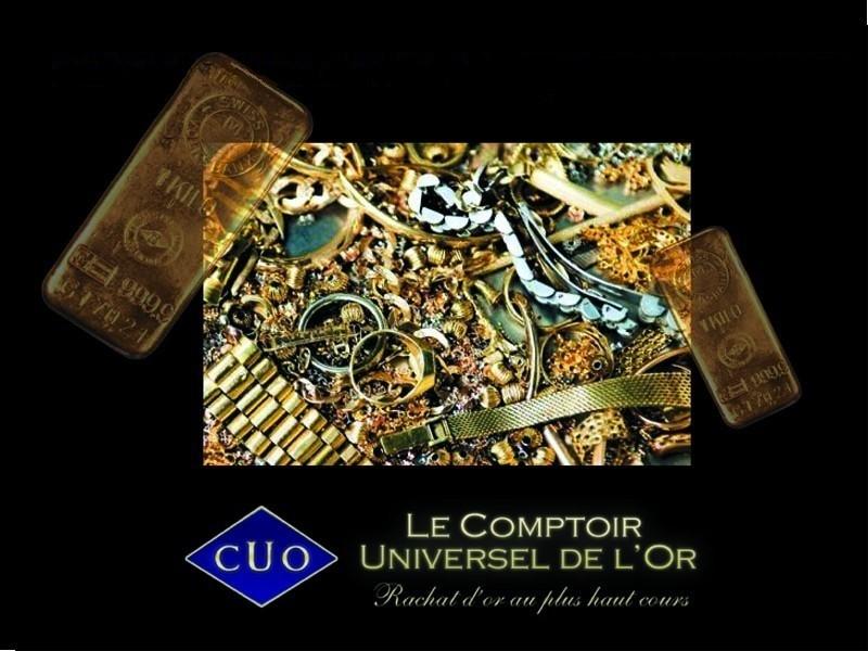 Rachat d'Or et d'argent: Bijoux 18 carats 69400 71000 71100