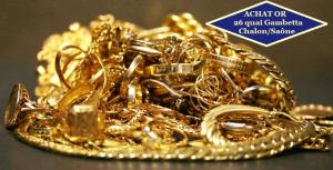 Les Français vendent ils toujours leurs vieux bijoux inutilisés ? Par le comptoir d'achat or Chalon